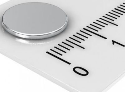 Imã De Neodímio Disco 12mm X 1,5mm