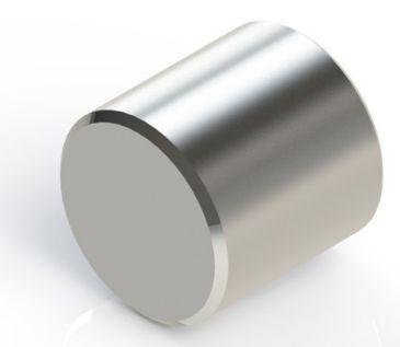 Imã De Neodímio Cilindro 10mm x 10mm