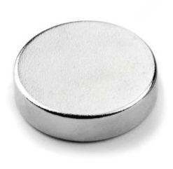 Imã De Neodímio Disco 12mm x 4mm