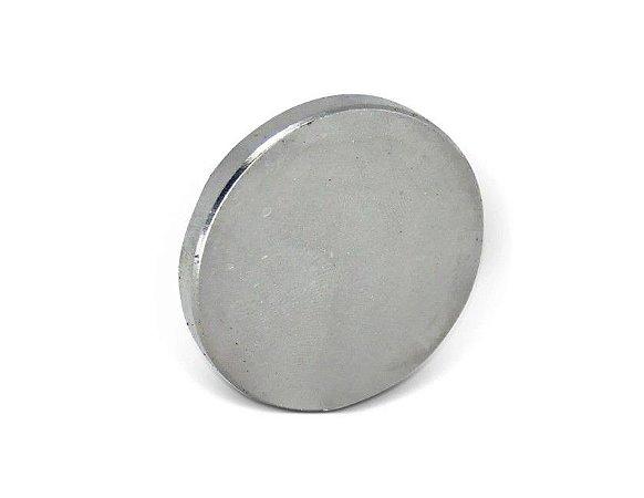 Imã De Neodímio Disco 40mm x 5mm