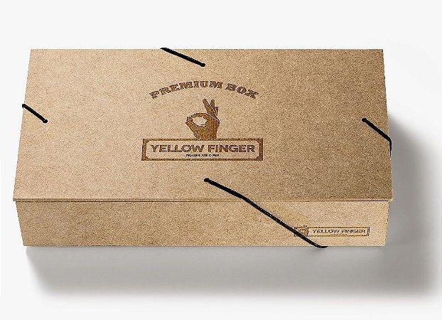 Premium Box Yellow Finger