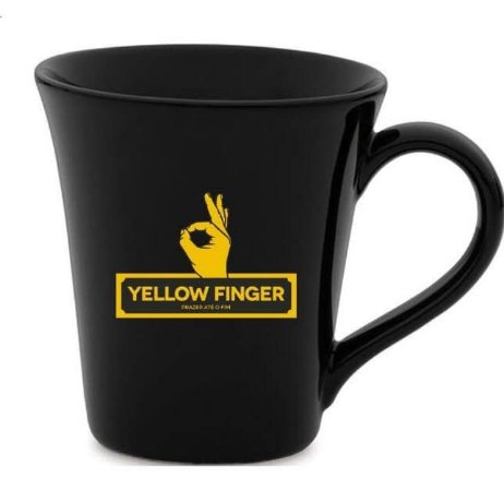 Caneca Yellow Finger