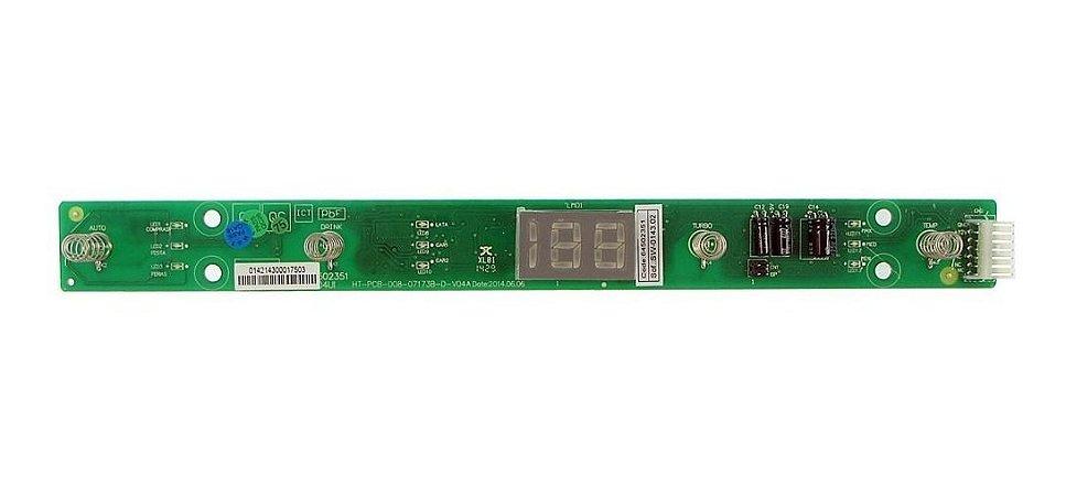 PLACA ELETRONICA INTERFACE GELADEIRA ELECTROLUX 64502351