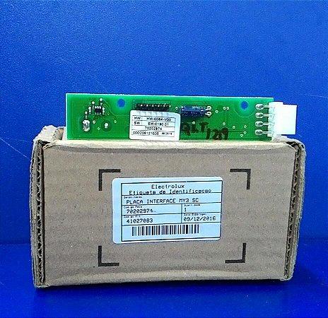 Placa Interface Refrigerador Electrolux Dfn39 Dfx39 70202974