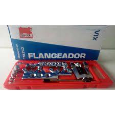 KIT COM MALETA VIX FLANGEADOR + ALARGADOR 1/8 A 3/4 CT275