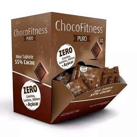 Chocolate Chocofitness 55% Puro Display 50x5g