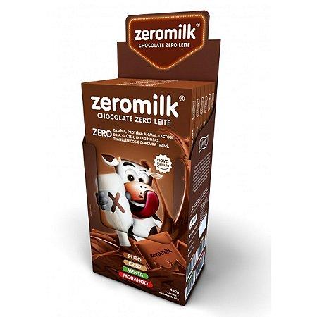 Chocolate Puro 50% ZeroMilk Display 6x80g