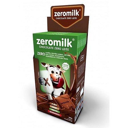 Chocolate Menta 50% ZeroMilk Display 6x80g