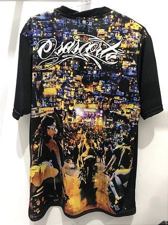 Camiseta Osascorte Favela