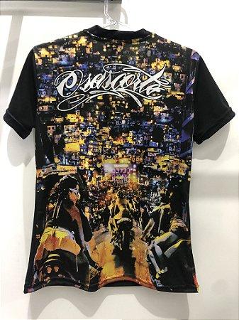 Camiseta Osascorte Favela Feminina