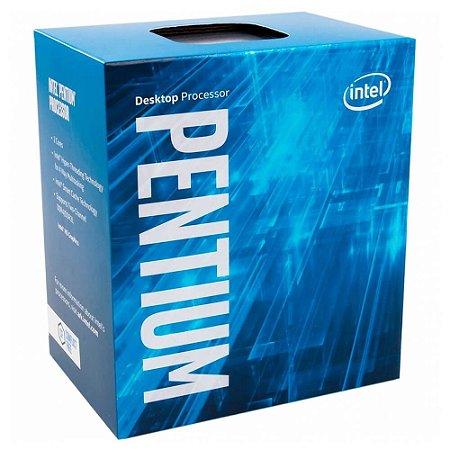 PROCESSADOR INTEL G4560 3.5GHZ 3MB CACHE LGA1151 - BX80677G4560