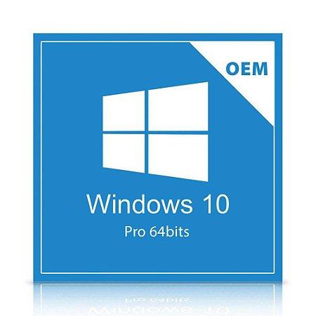 MICROSOFT WINDOWS 10 PRO OEM - FQC-08932