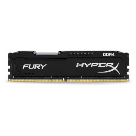 MEMÓRIA KINGSTON HYPERX FURY 8GB 2666MHZ DDR4 – HX426C16FB2/8