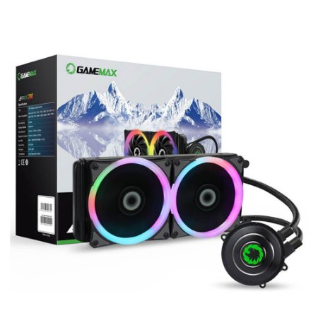 WATERCOOLER GAMEMAX ICEBERG 240 RGB 240MM