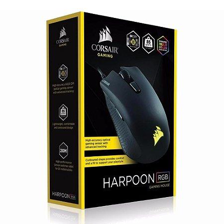 MOUSE GAMER CORSAIR HARPOON 6000DPI – CH-9301011