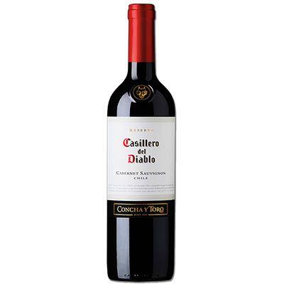 Vinho Casillero Del Diablo Cabernet Sauvignon 750ml