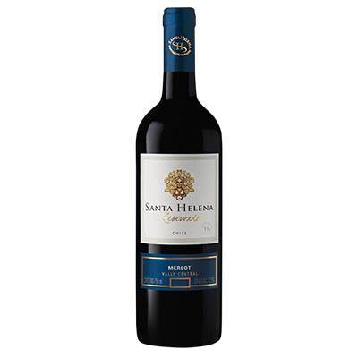 Vinho Santa Helena Merlot 750ml