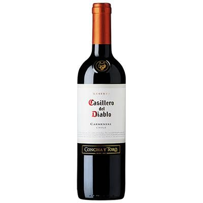 Vinho Casillero Del Diablo  Carmenère 750ml