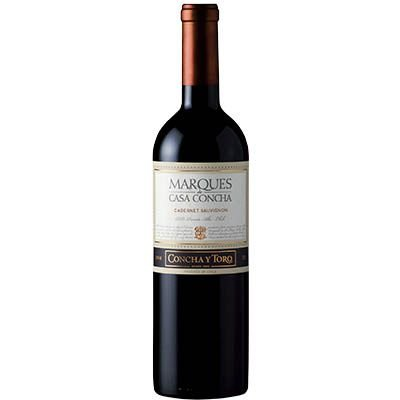 Vinho Marques De Casa Concha Cabernet Sauvignon 750ml