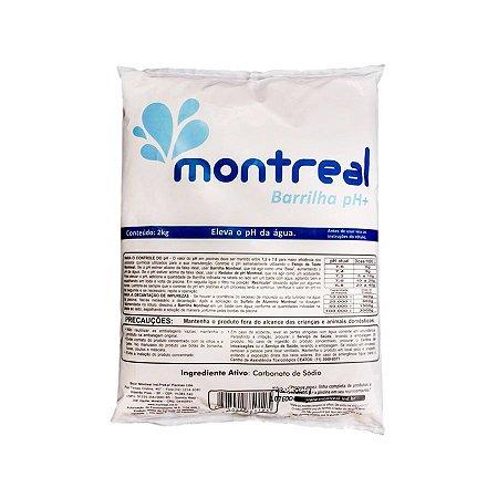 Elevador de Ph 2kg Montreal (Barrilha)