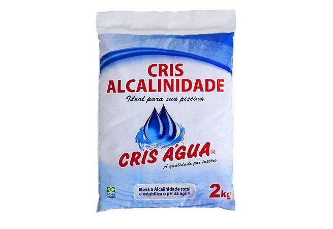 Elevador de Alcalinidade Cris Agua 2Kg