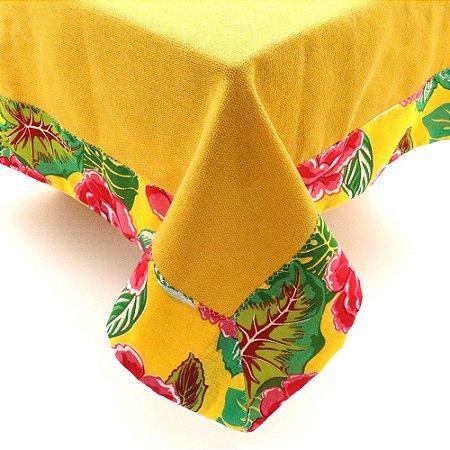 CHITA TOALHA DE MESA - amarelo