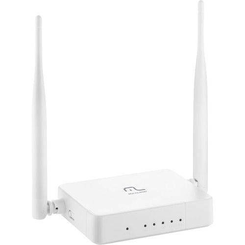 Roteador Wireless 300mbps 2 Antenas Fixas Re170 Multilaser
