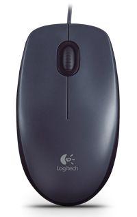 Mouse Logitech M100 1000DPI Preto