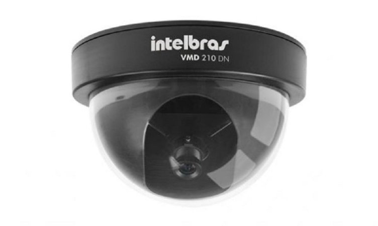 Câmera Intelbras Dome Vmd 210 Dn Color - Day/night