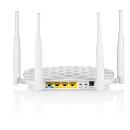 Roteador Wireless - 4 Antenas Fixas 200mw - 300mbps - Re183 - Mulitlaser