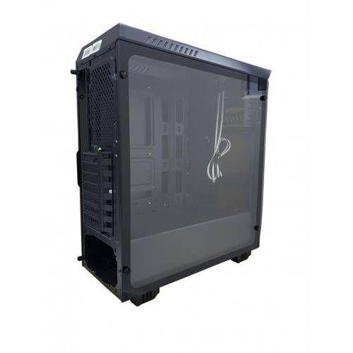 Gabinete Gamer Infinity Window Mxt-c650 Preto