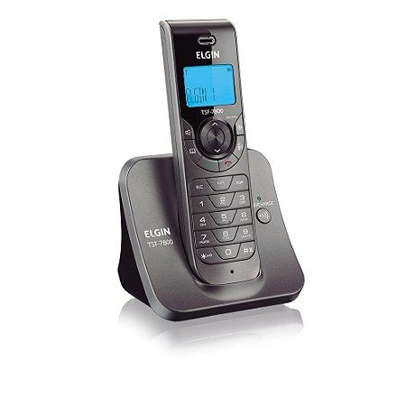 Telefone Sem Fio Elgin - Tsf-7800