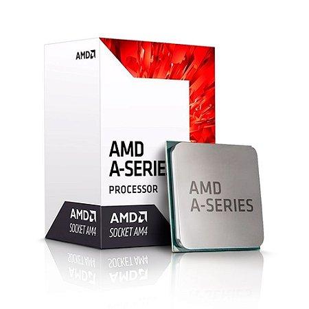 Processador Am4 A10 9700 3,5Ghz/2mb AMD