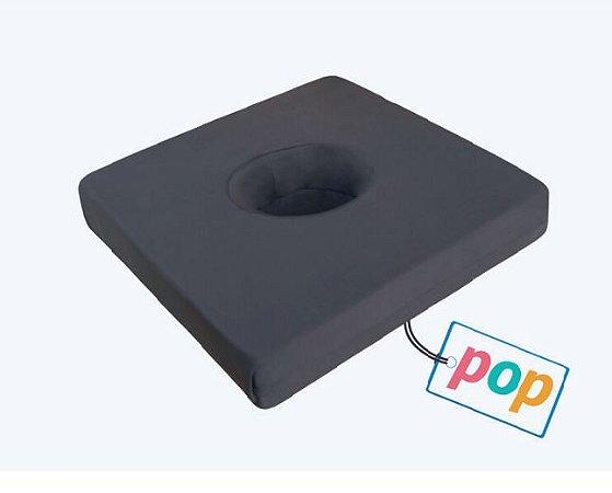 Forração Conforto Quadrada com Orifício - Perfetto Pop