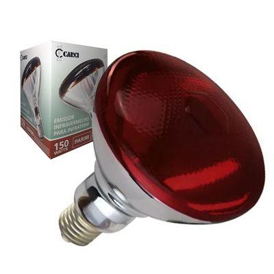 Lâmpada emissor infravermelho para infraterm 150W - Carci