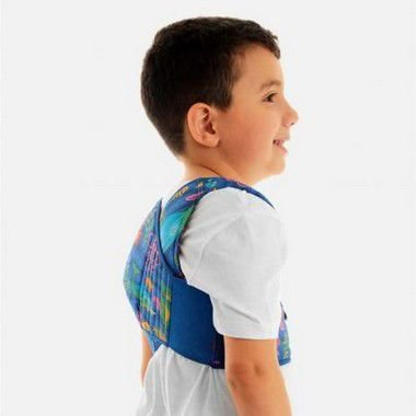 Espaldeira para postura infantil - Chantal