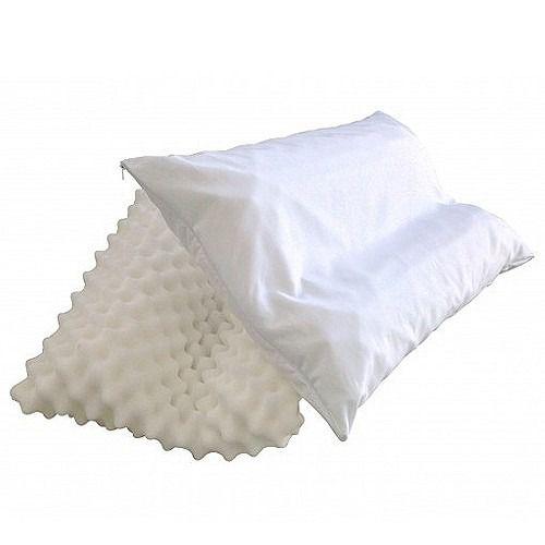 Travesseiro contorno anatômico - Natural home care