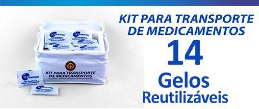 Kit para transporte de medicamentos - Orthopauher