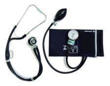 Conj. aparelho pressão arterial + estetoscópio duosson – P.A. MED