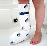 Protetor ortopédico pro banho infantil - Bio Florence