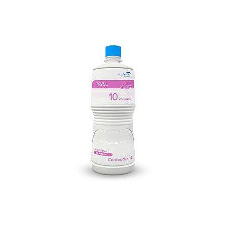 Água oxigenada 10 volumes 1 litro - Vic Pharma