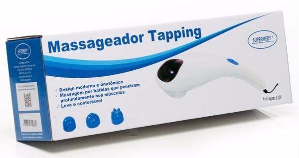 Massageador Tapping - Supermedy