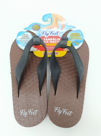 Sandália Fly Feet Masculino - Orthopauher