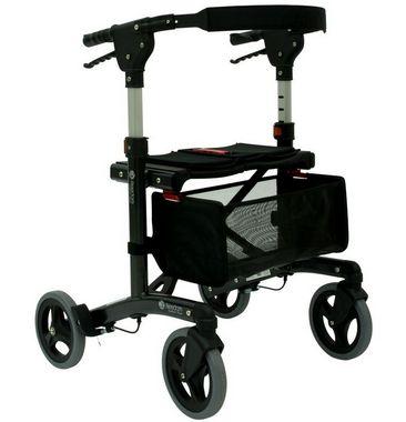 Andador Plus Preto - Freedom Walker
