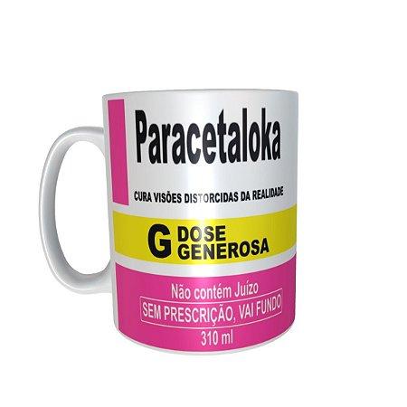 Canecas Personalizadas Paracetaloka