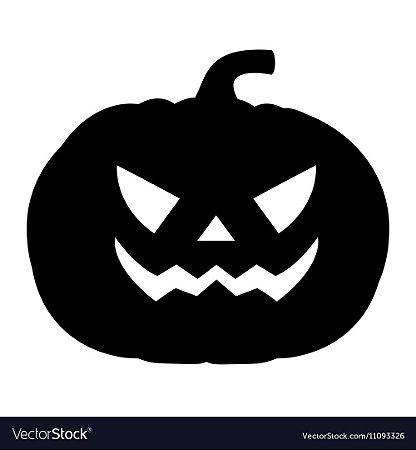 Adesivo de Parede  Halloween Abóbora