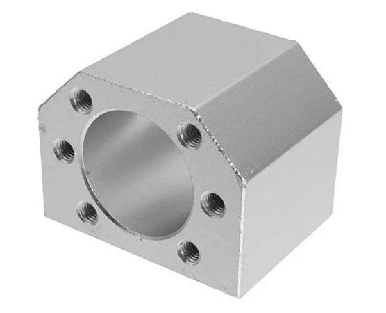 Suporte Para Castanha Fuso De Esferas 16mm Alumínio