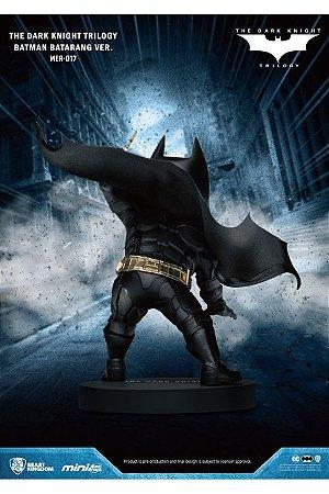 Estatua Beast Kingdom Mini Egg Atack Batman Batarang