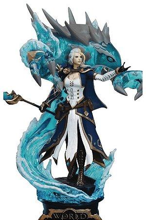 Estatua Beast Kingdom Warcraft: Jaina Proudmoore