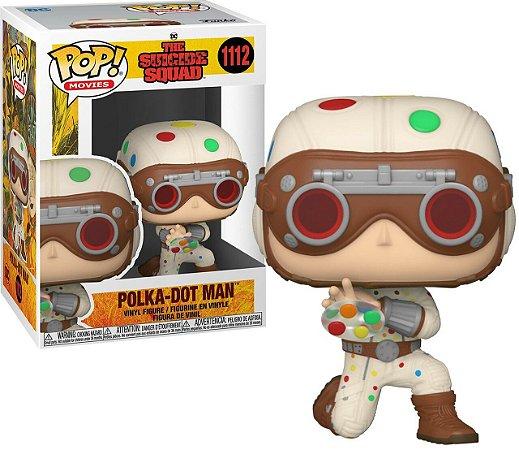 Funko POP Esquadrão Suicida 2: Polka-Dot Man 1112